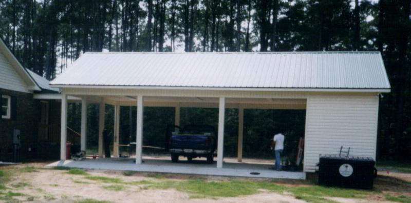 Carports with storage plans pictures for House plans with carport